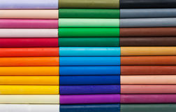 Crayons Stock Images