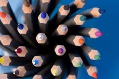 Crayons Image libre de droits
