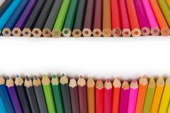 Crayons Стоковые Изображения RF