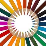 Crayons стоковая фотография rf