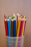 Crayons Photos stock