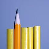 Crayons Photographie stock libre de droits