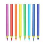 Crayons illustration de vecteur