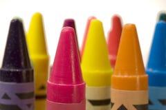 Crayons Royalty Free Stock Image