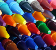 Free Crayons Royalty Free Stock Photos - 66818