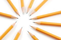 Crayons 7 Images stock
