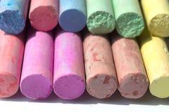 crayons Arkivbild