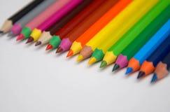 crayons Стоковые Изображения