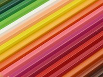 Crayons. Color crayons stock images