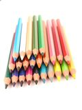 Crayons. Color crayons Royalty Free Stock Photography