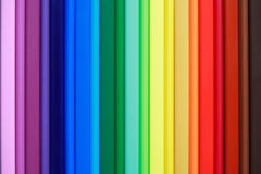 Crayons Background Royalty Free Stock Images