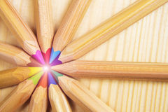 Crayons. Colored Pencils. Colored pencils as background. Crayons. Colored Pencils. Colored pencils as background Stock Photo