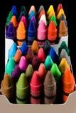 crayons de cololr Photo stock