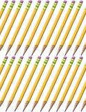 crayons de fond Photo stock