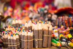 Crayons de métier Image stock