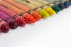 Crayons Royalty Free Stock Photos
