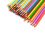 Crayons Stock Photo