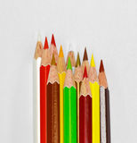 Crayons for Kids Stock Images