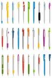Crayons lecteurs Photos stock
