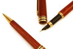 Crayons lecteurs Photographie stock libre de droits