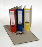 Crayons lecteurs, broche, broches, école, secrétaire Image stock