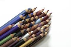 Crayons lecteurs d'Eyeliner Image libre de droits