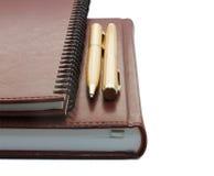 Crayons lecteurs et livres Photo libre de droits