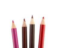 Crayons pencils Royalty Free Stock Photography