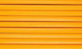 Crayons réglés Image libre de droits