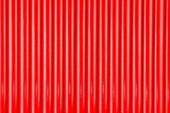 Crayons rouges de charpentier photo stock