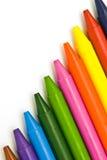 crayonswax Royaltyfria Foton