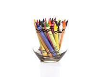 crayonwax Arkivbilder