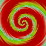 Crazy abstract wallpaper. Abstract insane psychedelic shapes as crazy wallpaper Stock Images