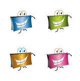Crazy bag Royalty Free Stock Images