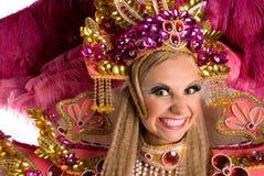 Crazy Carnival royalty free stock photo