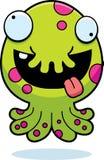 Crazy Cartoon Monster Royalty Free Stock Photos