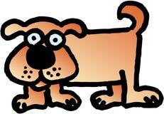 crazy dog στοκ εικόνες με δικαίωμα ελεύθερης χρήσης