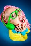 Crazy fun Stock Images