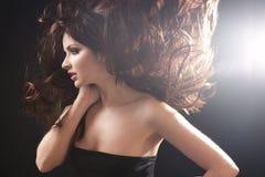 Crazy hair Royalty Free Stock Photo
