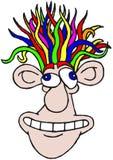 Crazy Hairdo Stock Photos