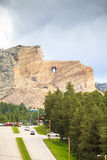 Crazy Horse Memorial, South Dakota. Royalty Free Stock Image
