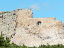Crazy Horse Royalty Free Stock Photography