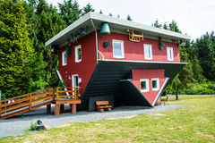 Free Crazy House On Edersee, Germany Royalty Free Stock Images - 55961549
