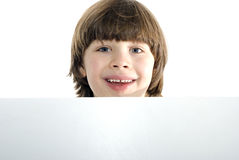 Crazy kid Royalty Free Stock Photo