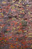 Crazy Klinker Bricks Stock Photos