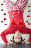 Crazy with love Stock Photography