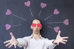 Crazy in love Stock Photo
