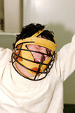 Crazy man Royalty Free Stock Image