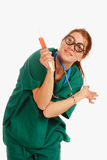 Crazy Nurse Stock Photos