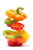 Crazy pepper Stock Photo